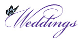 Purple Scent Lavender ~ Weddings